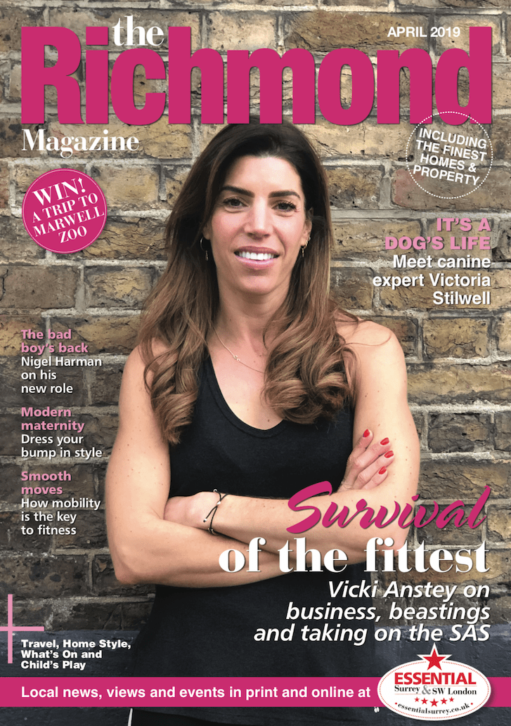 The Richmond Magazine - Survival of the Fittest